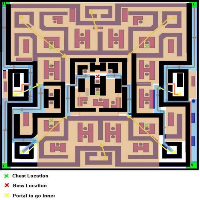 [Guia] Mapa Demonic World DW2map